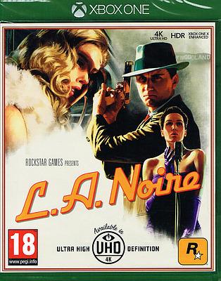 Einfach und sicher online bestellen: L.A. Noire in Österreich kaufen.