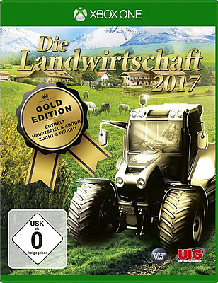 Einfach und sicher online bestellen: Die Landwirtschaft 2017 Gold Edition in Österreich kaufen.