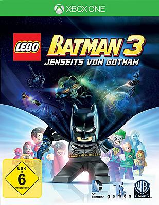 Einfach und sicher online bestellen: LEGO Batman 3: Jenseits von Gotham in Österreich kaufen.