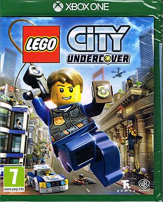 Einfach und sicher online bestellen: LEGO City: Undercover (AT-PEGI) in Österreich kaufen.