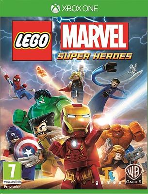 Einfach und sicher online bestellen: LEGO Marvel Super Heroes (AT-PEGI) in Österreich kaufen.
