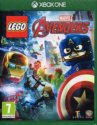 Einfach und sicher online bestellen: LEGO Marvel's Avengers (EU-Import) in Österreich kaufen.