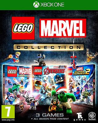 Einfach und sicher online bestellen: Lego Marvel Collection in Österreich kaufen.