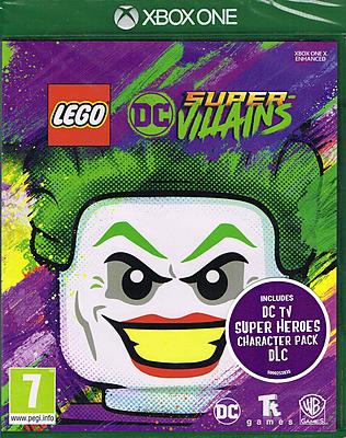 Einfach und sicher online bestellen: Lego DC Super Villains (AT-PEGI) in Österreich kaufen.