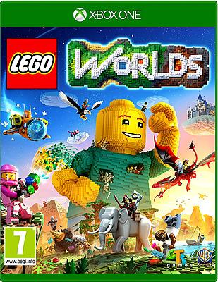 Einfach und sicher online bestellen: Lego Worlds (AT-PEGI) in Österreich kaufen.