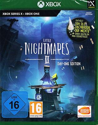 Einfach und sicher online bestellen: Little Nightmares 2 Day 1 Edition in Österreich kaufen.