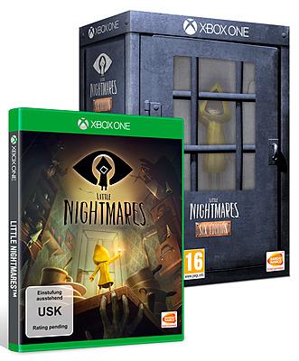 Einfach und sicher online bestellen: Little Nightmares Six Edition (EU-Import) in Österreich kaufen.