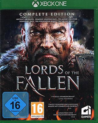 Einfach und sicher online bestellen: Lords of the Fallen Complete Edition in Österreich kaufen.