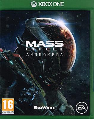 Einfach und sicher online bestellen: Mass Effect Andromeda (AT-PEGI) in Österreich kaufen.