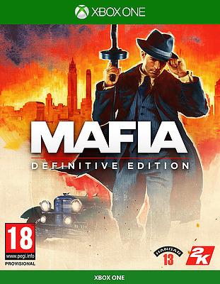 Einfach und sicher online bestellen: Mafia Definitive Edition (PEGI) in Österreich kaufen.