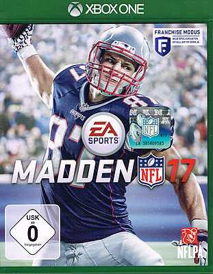 Einfach und sicher online bestellen: Madden NFL 17 in Österreich kaufen.