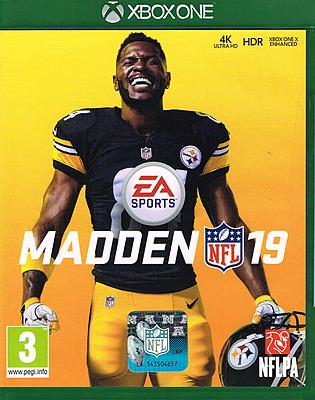 Einfach und sicher online bestellen: Madden NFL 19 (AT-PEGI) in Österreich kaufen.