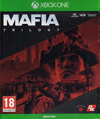 Einfach und sicher online bestellen: Mafia Triple Pack (AT-PEGI) in Österreich kaufen.
