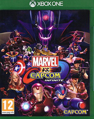 Einfach und sicher online bestellen: Marvel vs. Capcom: Infinite (AT-PEGI) in Österreich kaufen.