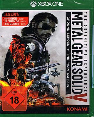 Einfach und sicher online bestellen: Metal Gear Solid 5 The Definitive Experience in Österreich kaufen.