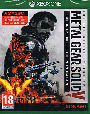 Einfach und sicher online bestellen: Metal Gear Solid 5 Definitive Edition (EU-Import) in Österreich kaufen.