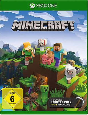 Einfach und sicher online bestellen: Minecraft Starter Collection in Österreich kaufen.