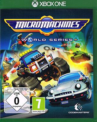 Einfach und sicher online bestellen: Micro Machines World Series in Österreich kaufen.