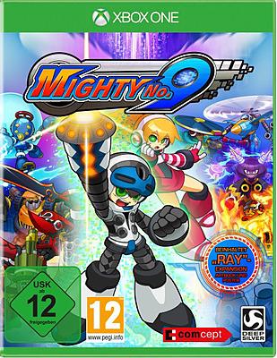 Einfach und sicher online bestellen: Mighty No. 9 Ray-Edition in Österreich kaufen.
