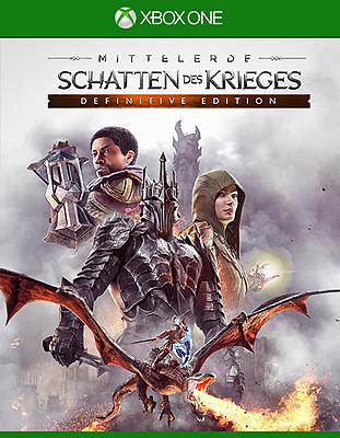 Einfach und sicher online bestellen: Mittelerde: Schatten des Krieges Definitive Edit. in Österreich kaufen.