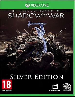 Einfach und sicher online bestellen: Middle Earth: Shadow of War Silver Edition (EU) in Österreich kaufen.