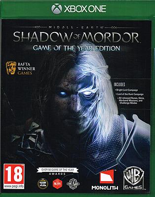 Einfach und sicher online bestellen: Middle-Earth: Shadow of Mordor GOTY (PEGI) in Österreich kaufen.