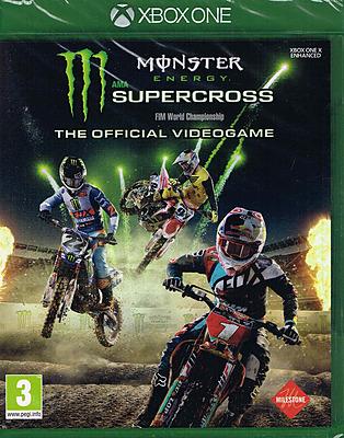 Einfach und sicher online bestellen: Monster Energy Supercross (EU-Import) in Österreich kaufen.