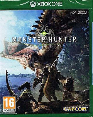 Einfach und sicher online bestellen: Monster Hunter: World (EU-Import) in Österreich kaufen.