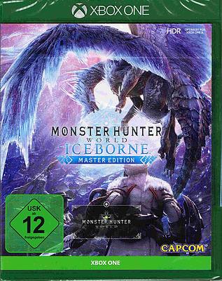 Einfach und sicher online bestellen: Monster Hunter: World Iceborne Master Edition in Österreich kaufen.