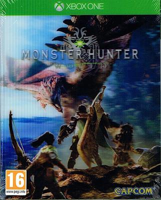 Einfach und sicher online bestellen: Monster Hunter: World Lenticular Edition in Österreich kaufen.