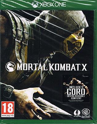 Einfach und sicher online bestellen: Mortal Kombat X + DLC (AT-PEGI) in Österreich kaufen.