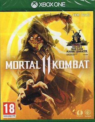 Einfach und sicher online bestellen: Mortal Kombat XI Day One Edition + 2 Boni (AT) in Österreich kaufen.