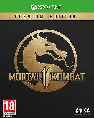 Einfach und sicher online bestellen: Mortal Kombat XI Premium Edition (PEGI) in Österreich kaufen.