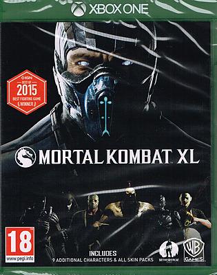 Einfach und sicher online bestellen: Mortal Kombat XL (EU-Import) in Österreich kaufen.