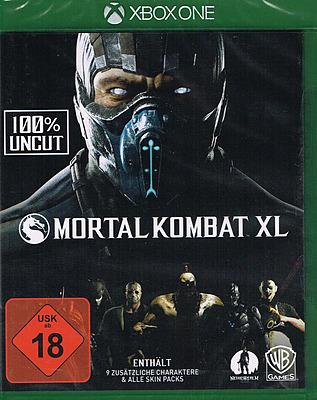 Einfach und sicher online bestellen: Mortal Kombat XL in Österreich kaufen.