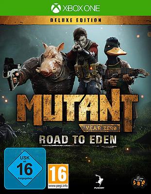 Einfach und sicher online bestellen: Mutant Year Zero: Road to Eden Deluxe Edition in Österreich kaufen.