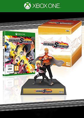 Einfach und sicher online bestellen: Naruto to Boruto: Shinobi Striker Uzumaki Edition in Österreich kaufen.
