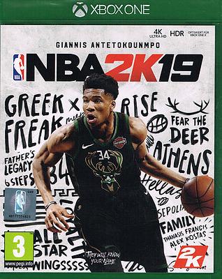Einfach und sicher online bestellen: NBA 2K19 in Österreich kaufen.