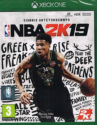 Einfach und sicher online bestellen: NBA 2K19 (EU-Import) in Österreich kaufen.