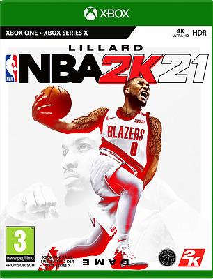 Einfach und sicher online bestellen: NBA 2K21 (AT-PEGI) in Österreich kaufen.