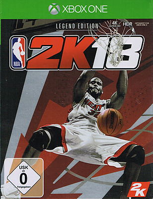 Einfach und sicher online bestellen: NBA 2K18 Legend Edition in Österreich kaufen.