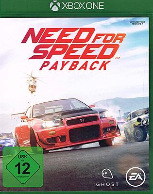 Einfach und sicher online bestellen: Need for Speed: Payback in Österreich kaufen.