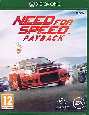 Einfach und sicher online bestellen: Need for Speed: Payback (AT-PEGI) in Österreich kaufen.