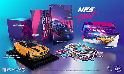 Einfach und sicher online bestellen: Need for Speed Heat Ultimate Edition in Österreich kaufen.