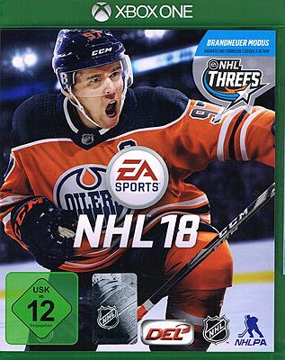 Einfach und sicher online bestellen: NHL 18 in Österreich kaufen.