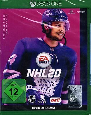 Einfach und sicher online bestellen: NHL 20 in Österreich kaufen.