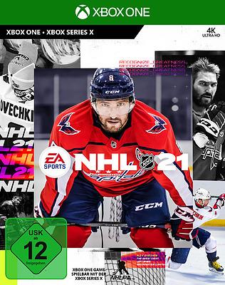 Einfach und sicher online bestellen: NHL 21 DayOne Edition in Österreich kaufen.