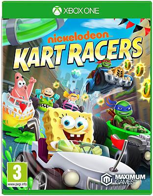 Einfach und sicher online bestellen: Nickelodeon Kart Racer in Österreich kaufen.