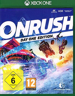 Einfach und sicher online bestellen: Onrush in Österreich kaufen.