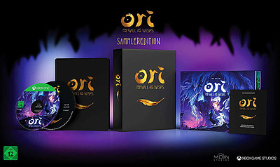 Einfach und sicher online bestellen: Ori and the Will of Wisps Collectors Edition in Österreich kaufen.